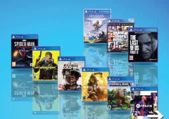 Ігри для PlayStation 4