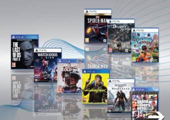 Ігри для PlayStation 5