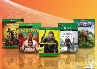Цифрові версії ігор для Xbox One