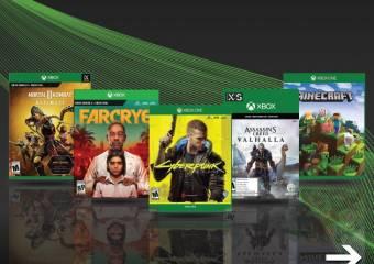 Цифрові версії ігор для Xbox Series