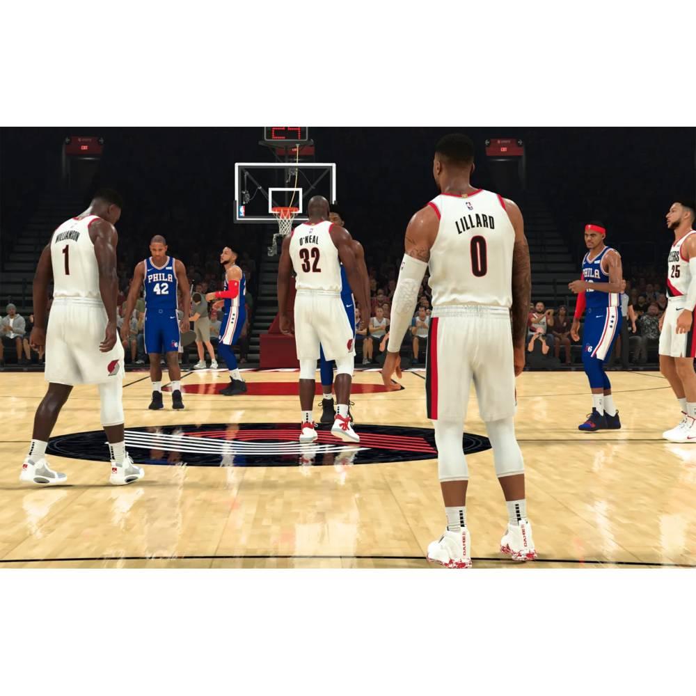 NBA 2K21 (PS4/PS5) (Английская версия) (NBA 2K21 (PS4/PS5) (EN)) фото 4