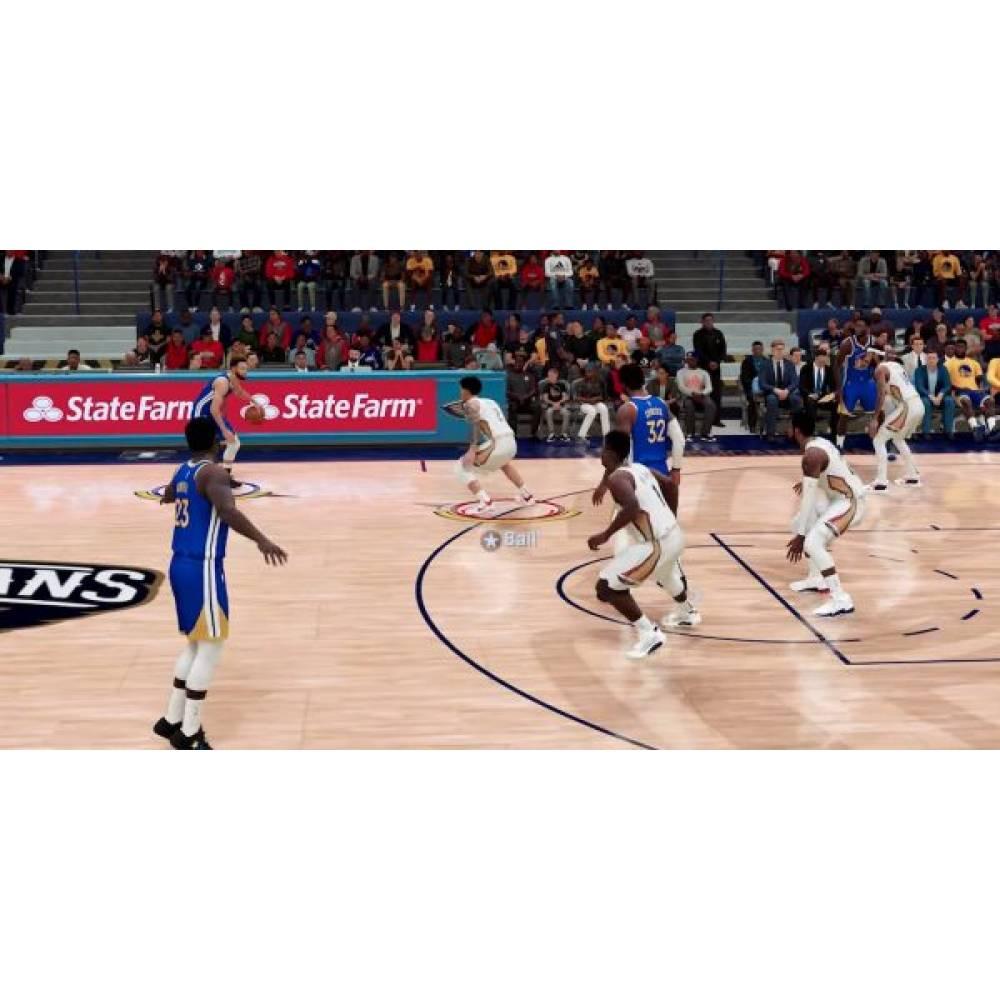 NBA 2K21 (PS4/PS5) (Английская версия) (NBA 2K21 (PS4/PS5) (EN)) фото 3