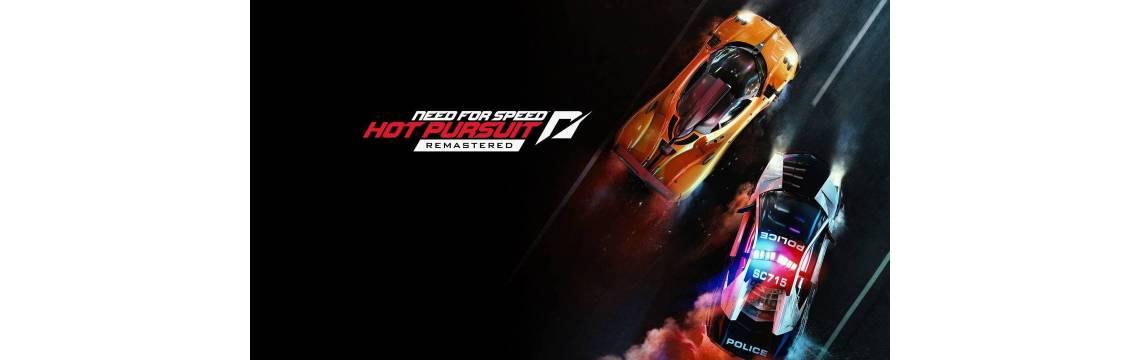 Сегодня Electronic Arts выпустили обновление для Need for Speed: Hot Pursuit.