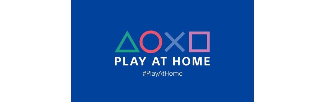 ⚡️Инициатива Play At Home возвращается