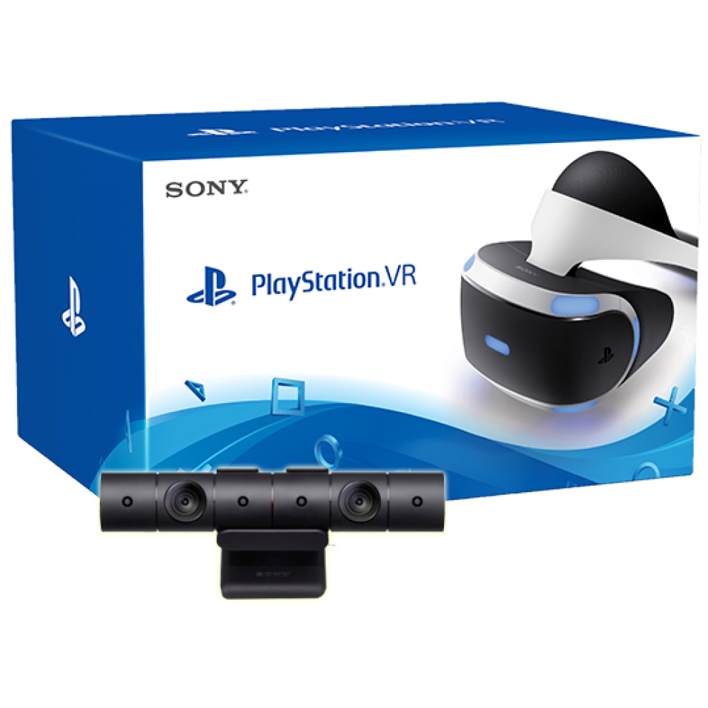 Playstation VR + Playstation Camera (Playstation VR + Playstation Camera) фото 2