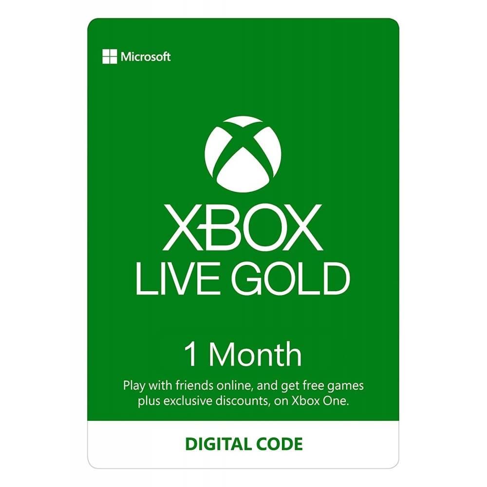 Підписка Xbox Live Gold на 1 місяць (EU/RU/USA) (Xbox Live Gold 1M EU/RU/USA) фото 2