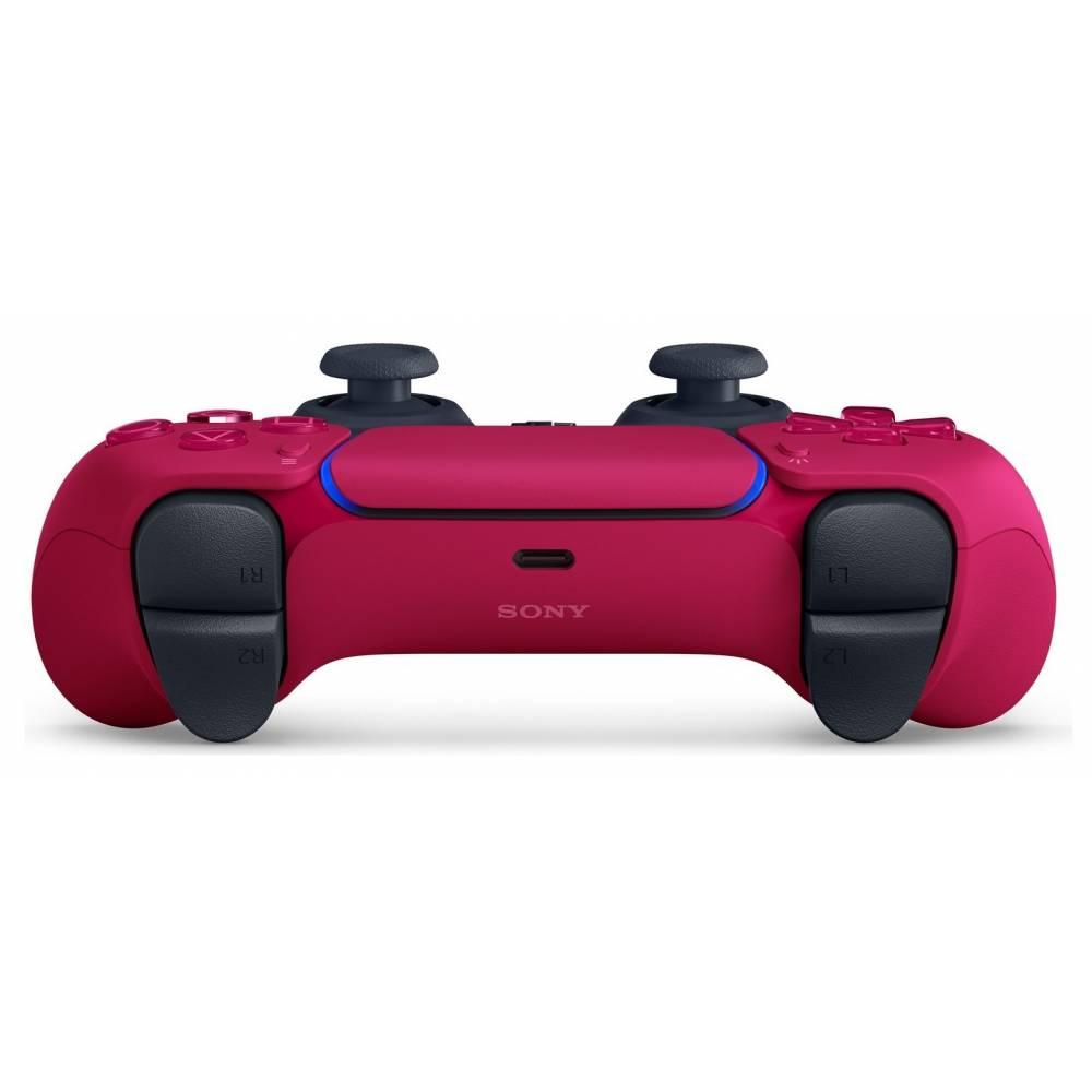 Геймпад DualSense Wireless Controller Cosmic Red для PlayStation 5 (DualSense Wireless Controller Cosmic Red for PlayStation 5) фото 5