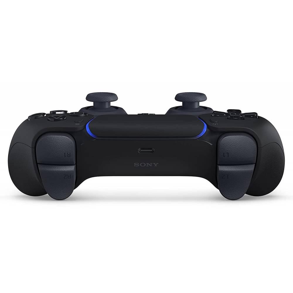 Геймпад DualSense Wireless Controller Midnight Black для PlayStation 5 (DualSense Wireless Controller Midnight Black for PlayStation 5) фото 5