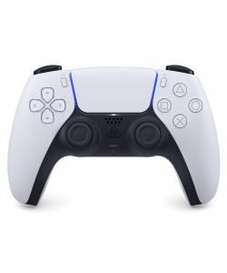 Геймпад DualSense Wireless Controller White/Black для PlayStation 5
