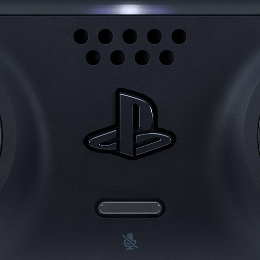 Геймпад DualSense Wireless Controller White/Black для PlayStation 5 (DualSense Wireless Controller White/Black for PlayStation 5) фото 4