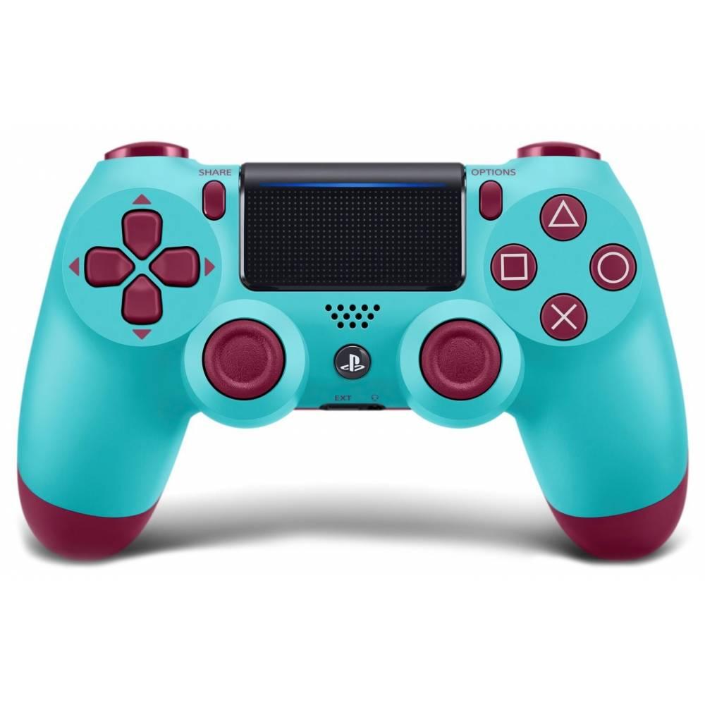 Геймпад DualShock 4 v2 Berry Blue (DualShock 4 v2 Berry Blue) фото 2