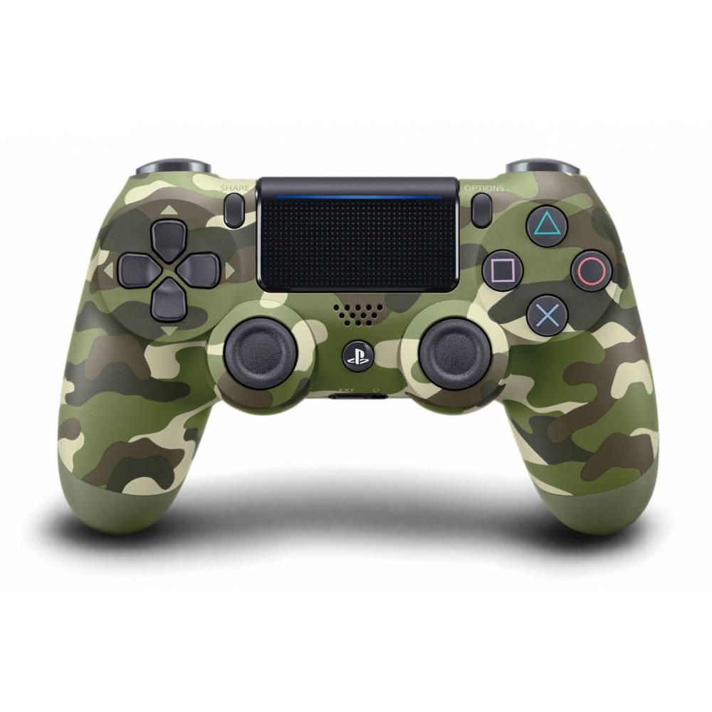 Геймпад DualShock 4 v2 Green Camouflage (DualShock 4 v2 Green Camouflage) фото 2