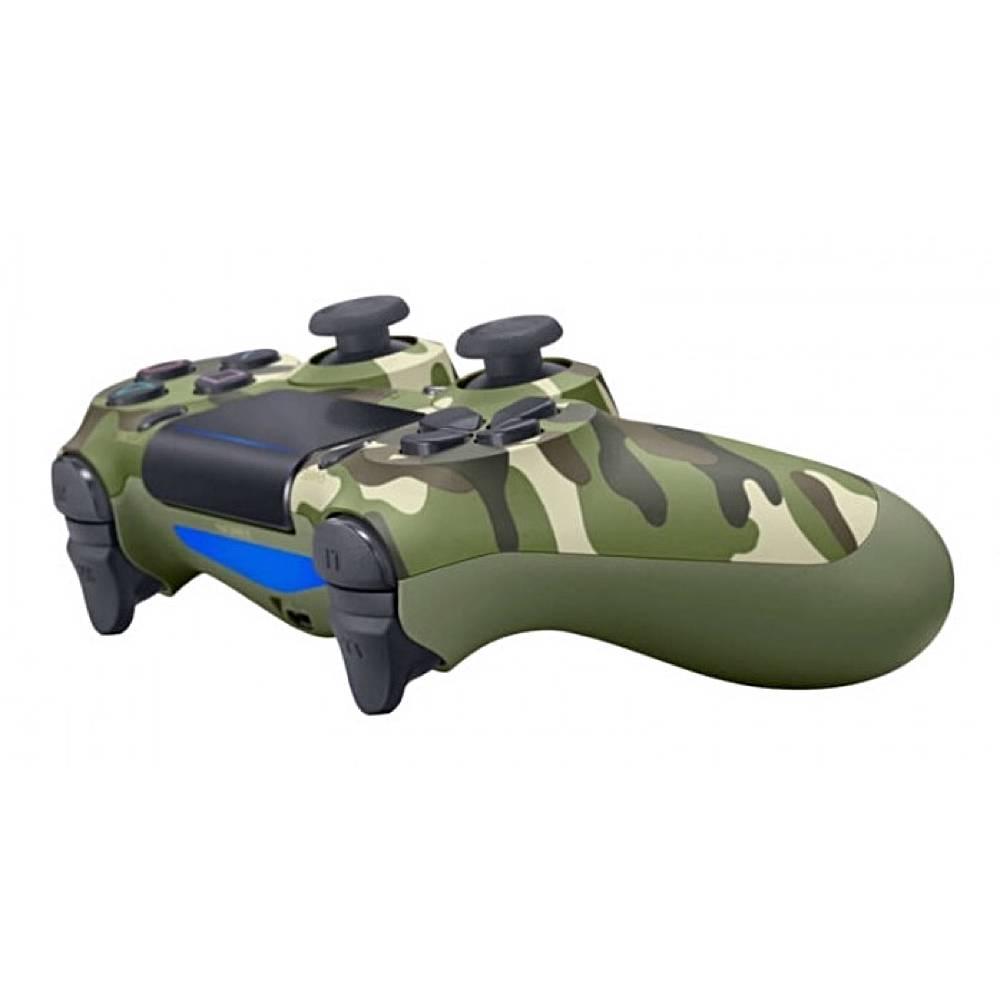 Геймпад DualShock 4 v2 Green Camouflage (DualShock 4 v2 Green Camouflage) фото 3