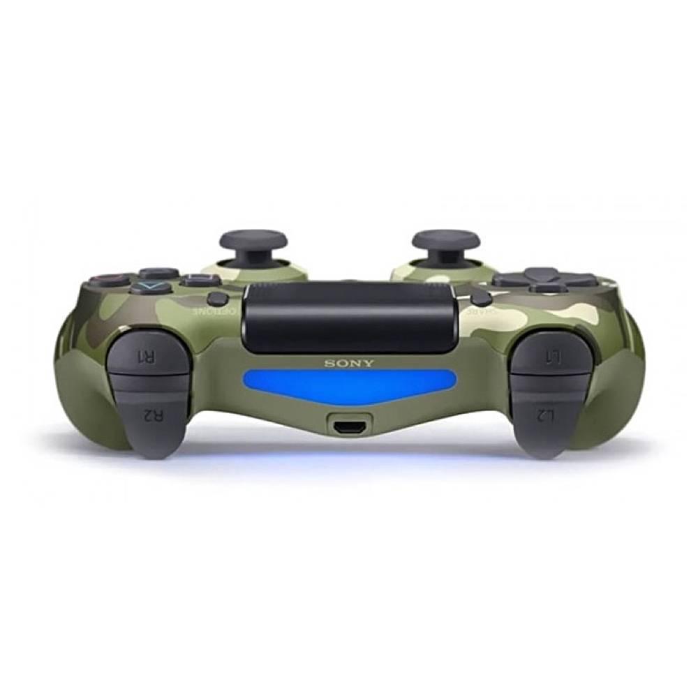 Геймпад DualShock 4 v2 Green Camouflage (DualShock 4 v2 Green Camouflage) фото 4