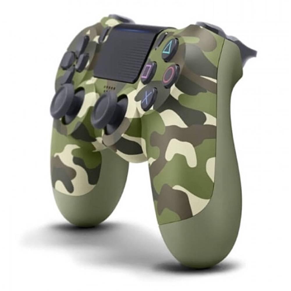 Геймпад DualShock 4 v2 Green Camouflage (DualShock 4 v2 Green Camouflage) фото 6