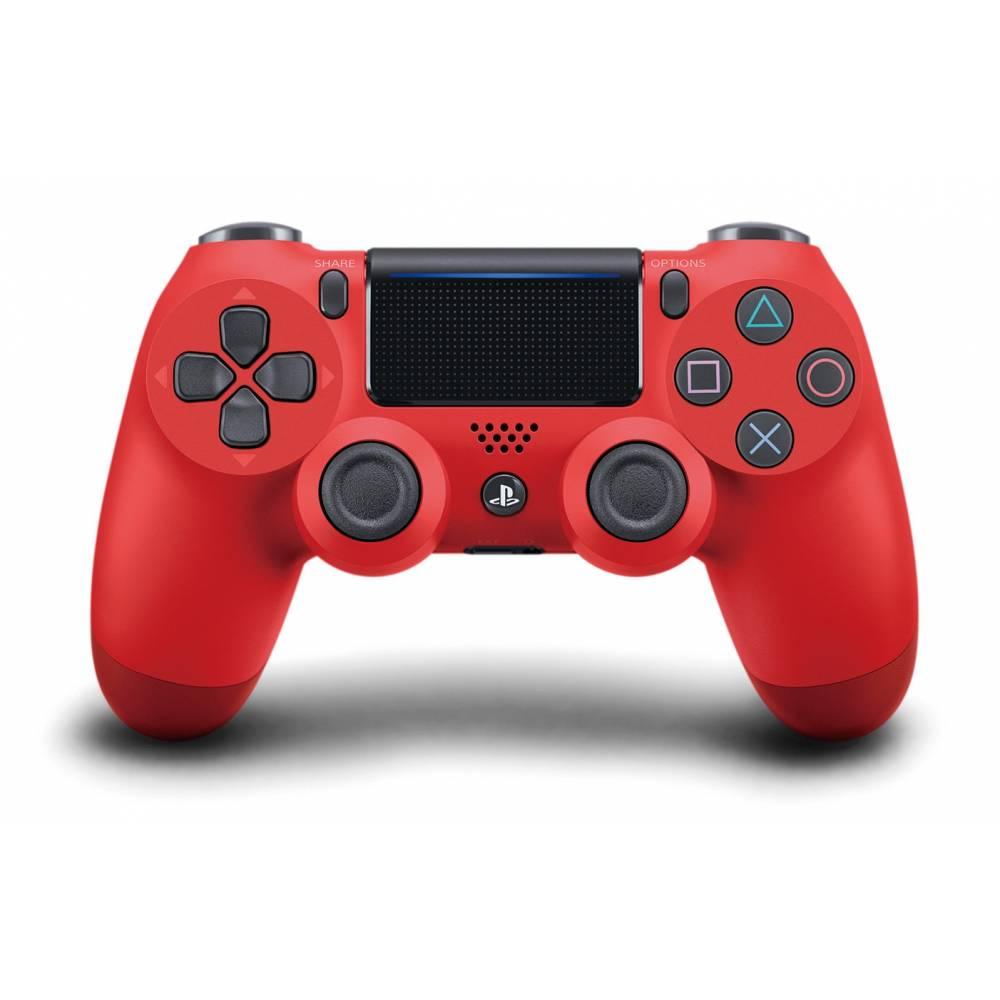 Геймпад DualShock 4 v2 Magma Red (DualShock 4 v2 Magma Red) фото 2