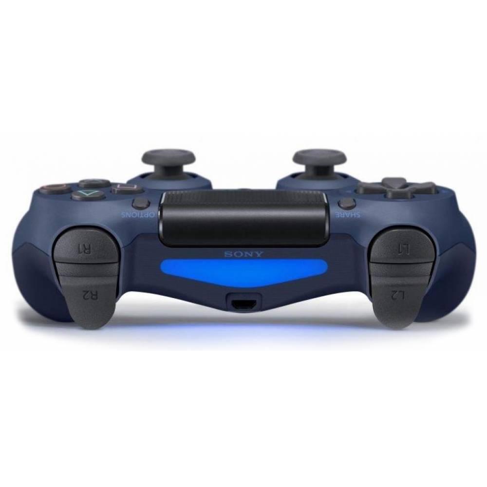 Геймпад DualShock 4 v2 Midnight Blue (DualShock 4 v2 Midnight Blue) фото 5