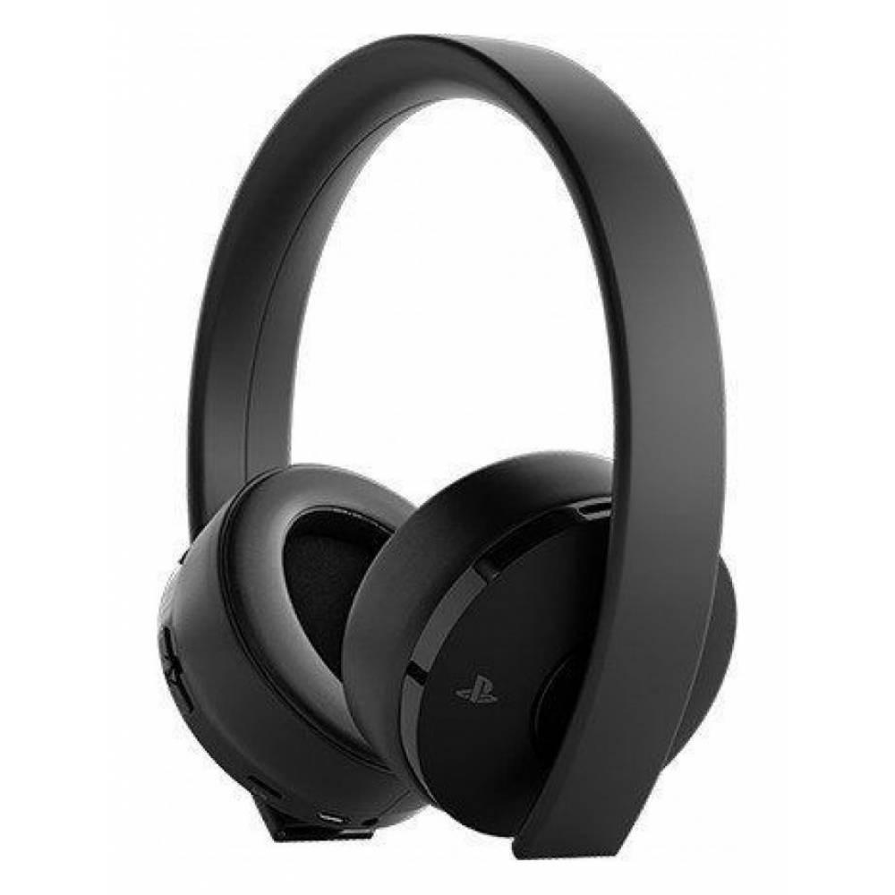 Бездротова стереогарнітура Sony PlayStation Gold Wireless Headset (Black) (Sony PlayStation Gold Wireless Headset (Black)) фото 2