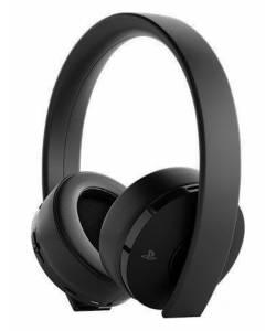 Бездротова стереогарнітура Sony PlayStation Gold Wireless Headset (Black)