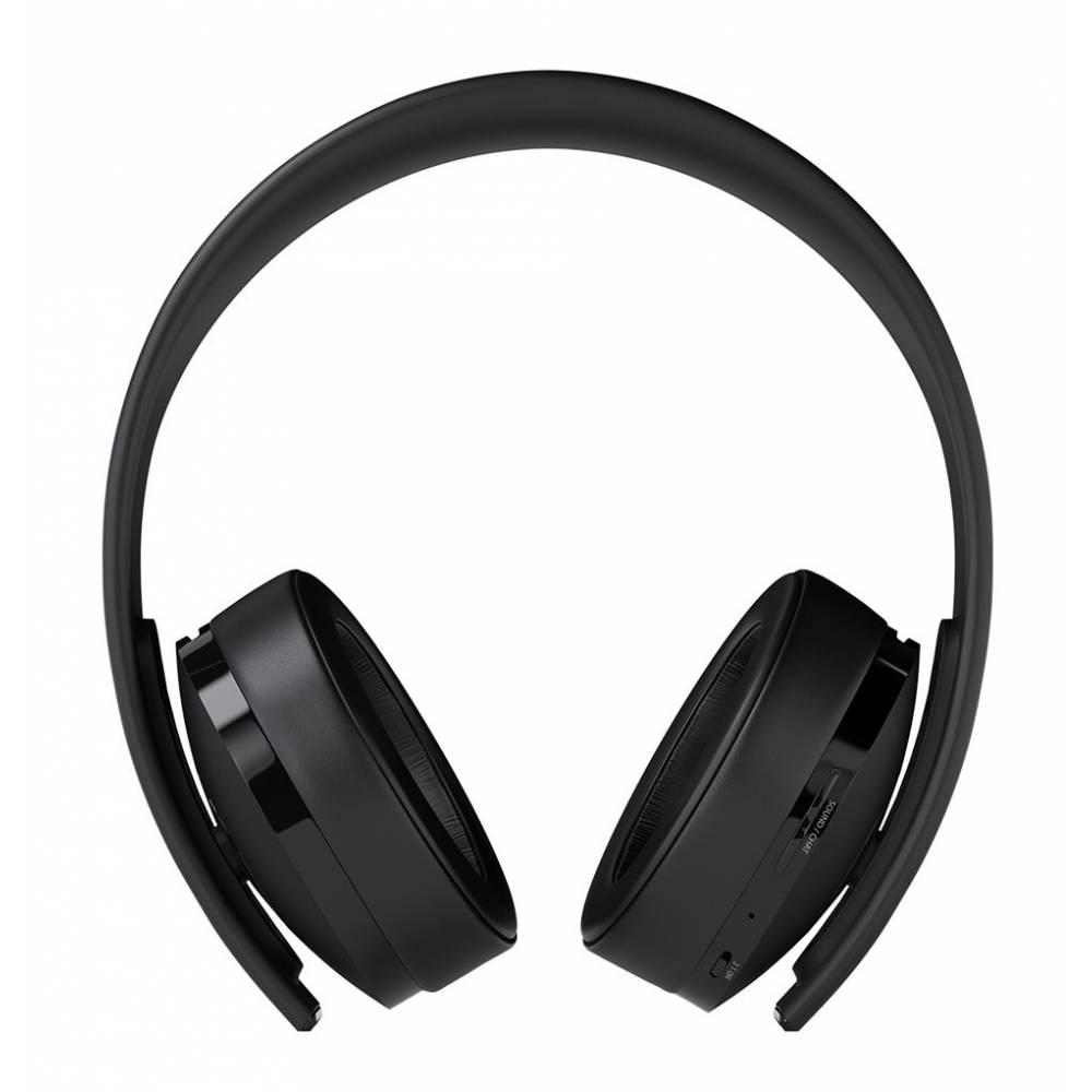 Бездротова стереогарнітура Sony PlayStation Gold Wireless Headset (Black) (Sony PlayStation Gold Wireless Headset (Black)) фото 5
