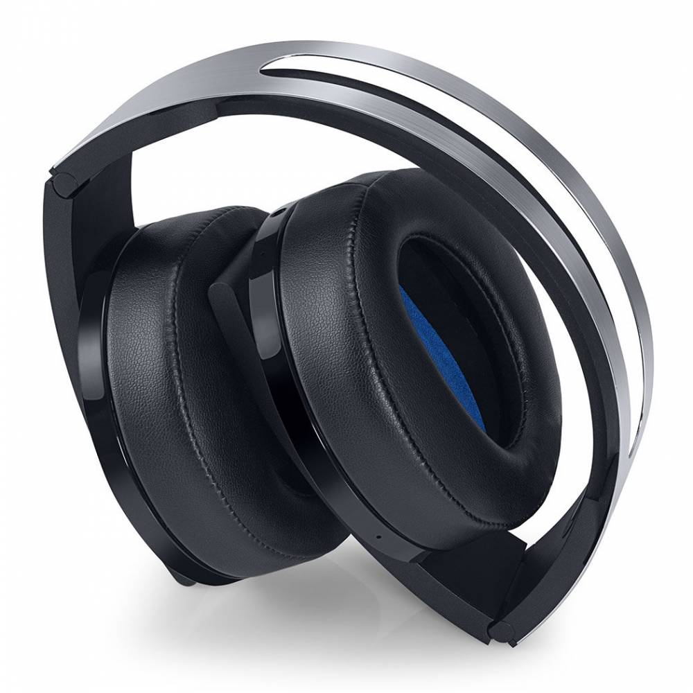 Беспроводная стереогарнитура Sony PlayStation Platinum Wireless Headset (Sony PlayStation Platinum Wireless Headset) фото 4