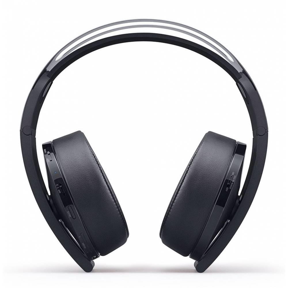 Беспроводная стереогарнитура Sony PlayStation Platinum Wireless Headset (Sony PlayStation Platinum Wireless Headset) фото 5