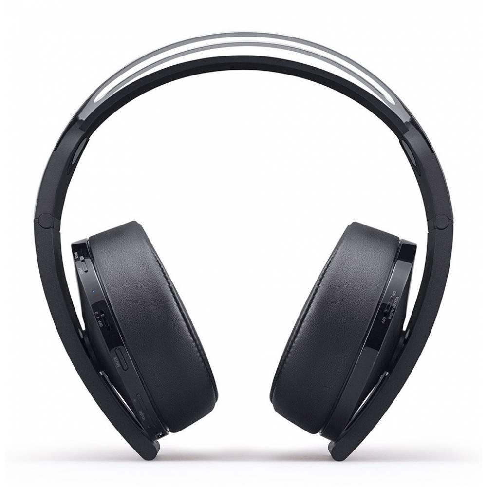 Бездротова стереогарнітура Sony PlayStation Platinum Wireless Headset (Sony PlayStation Platinum Wireless Headset) фото 5