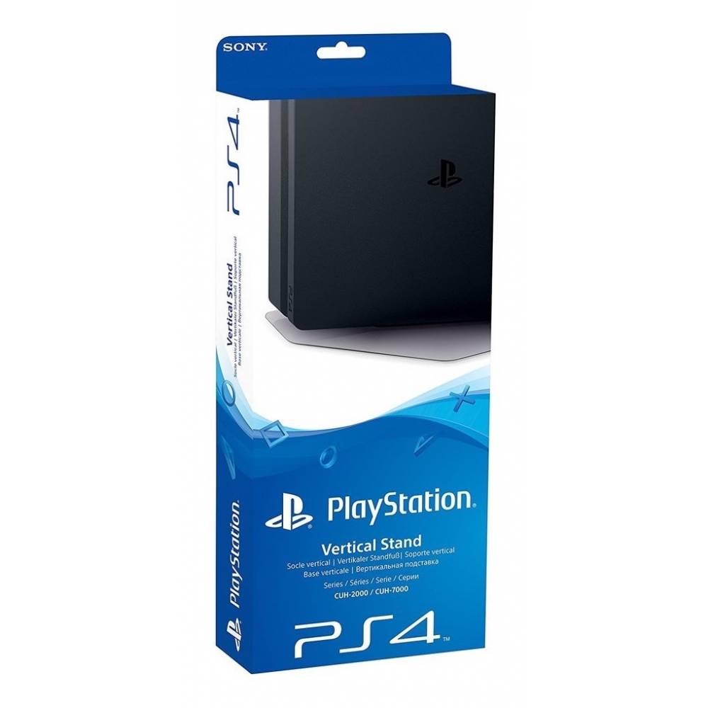 Вертикальная подставка Sony PlayStation Vertical Stand для PS4 Slim/Pro (Sony PlayStation Vertical Stand PS4 Slim/Pro) фото 4