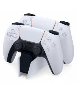 Зарядная станция DualSense Charging Station White/Black для PlayStation 5