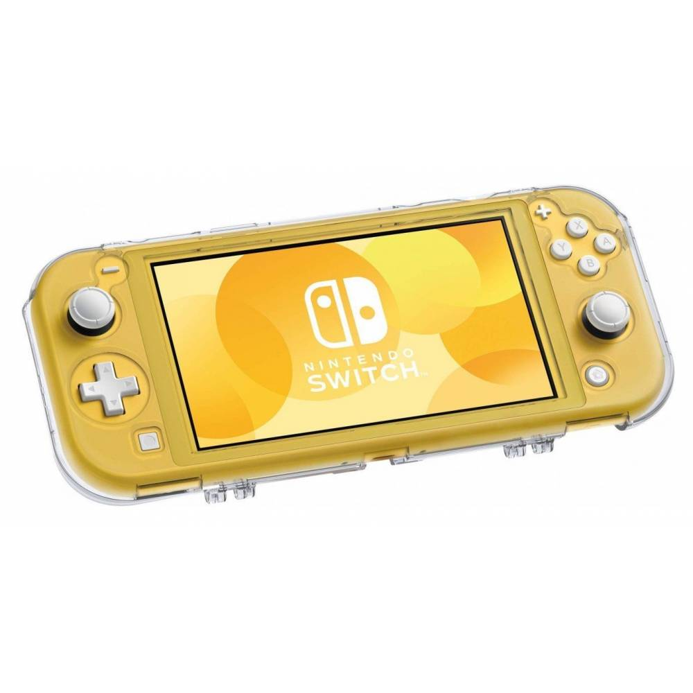 Чехол и защитная пленка HORI Screen and System Protector для Nintendo Switch Lite (HORI Screen and System Protector for Nintendo Switch Lite) фото 2