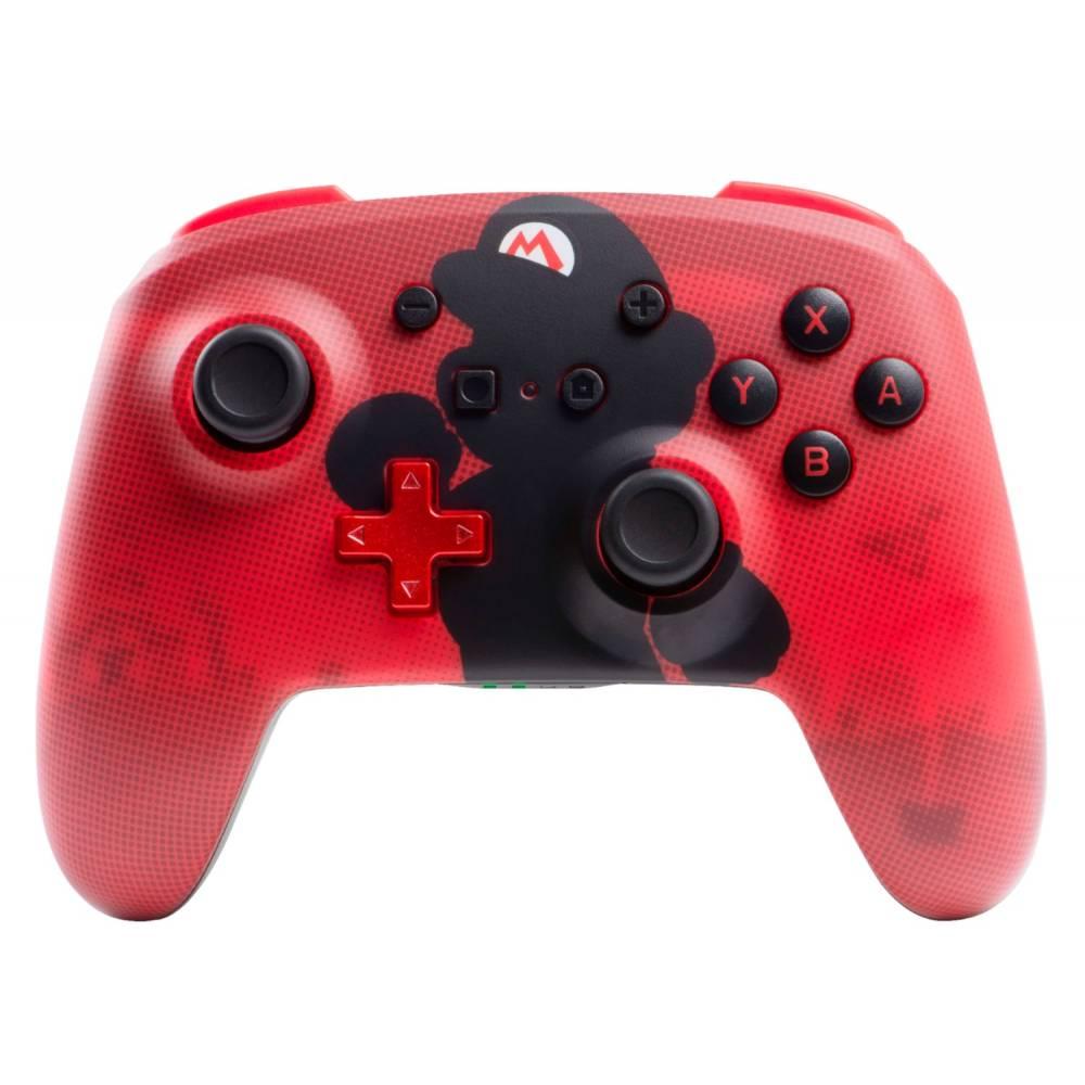 Геймпад PowerA Enhanced Wireless Controller (Super Mario design) для Nintendo Switch V1/V2/Lite (PowerA Enhanced Wireless Controller Sup.Mario Switch V1/V2/Lite) фото 2