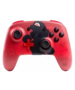 Геймпад PowerA Enhanced Wireless Controller (Super Mario design) для Nintendo Switch V1/V2/Lite