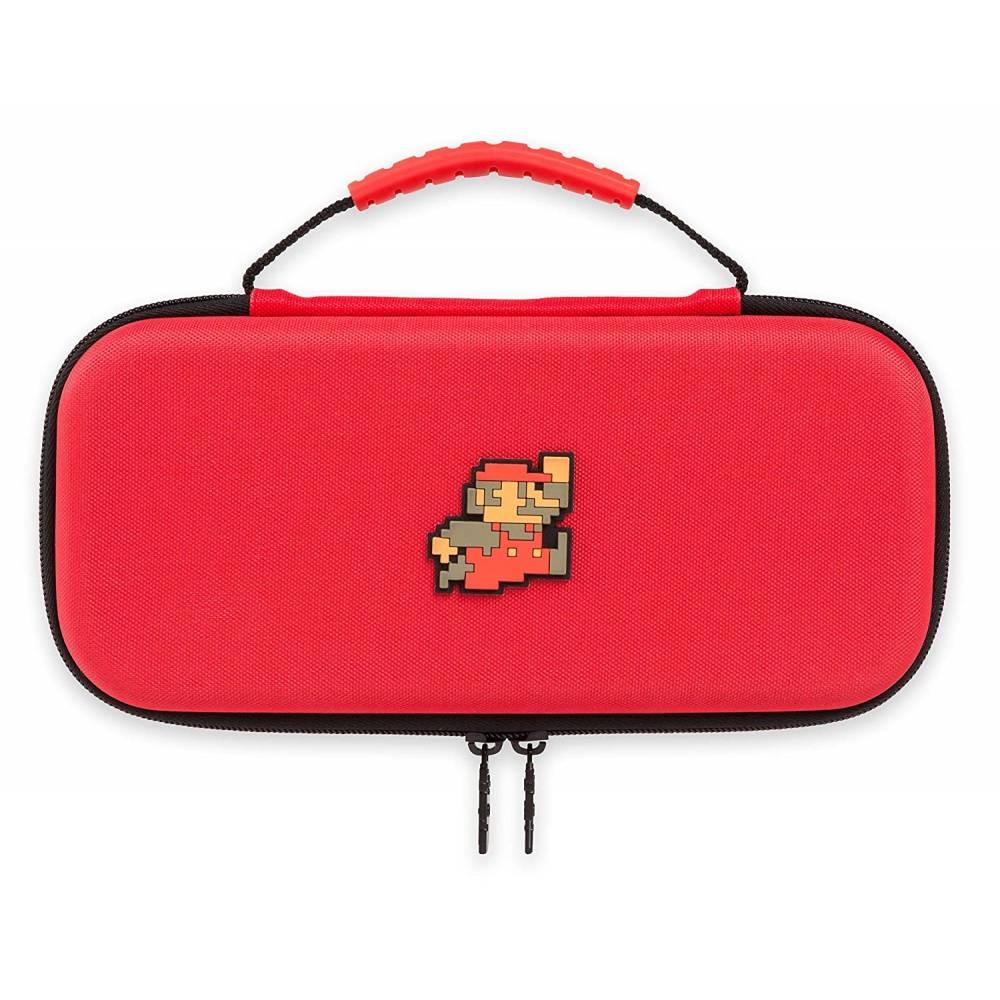 Чохол PowerA Protection Kit (8-bit Mario design) для Nintendo Switch V1/V2 (PowerA Protection Kit 8-bit Mario for Nintendo Switch V1/V2) фото 2