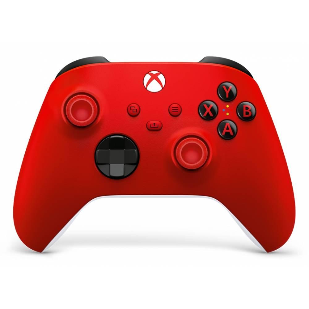 Геймпад Xbox Series Wireless Controller Pulse Red (Xbox Series Wireless Controller Pulse Red) фото 2