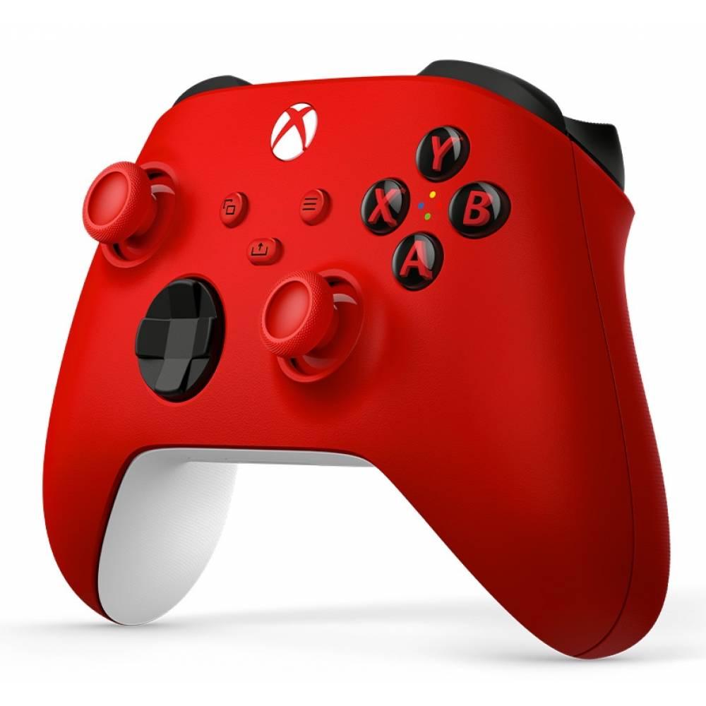 Геймпад Xbox Series Wireless Controller Pulse Red (Xbox Series Wireless Controller Pulse Red) фото 4
