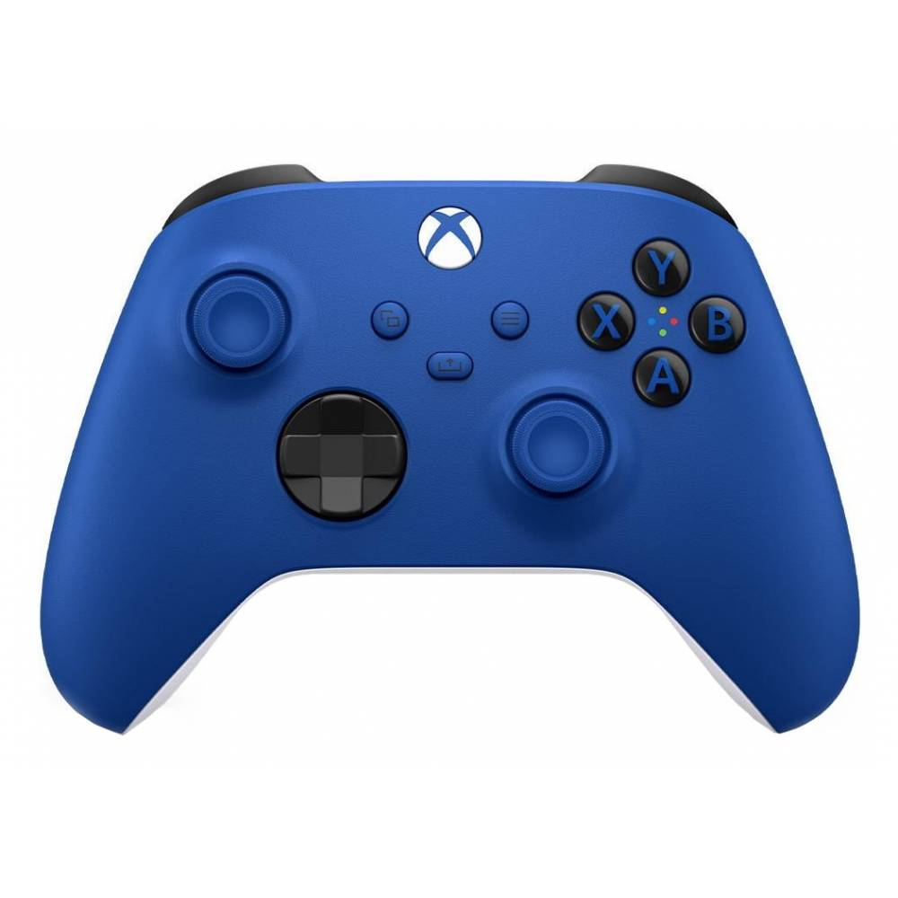 Геймпад Xbox Series Wireless Controller Shock Blue (Xbox Series Wireless Controller Shock Blue) фото 2