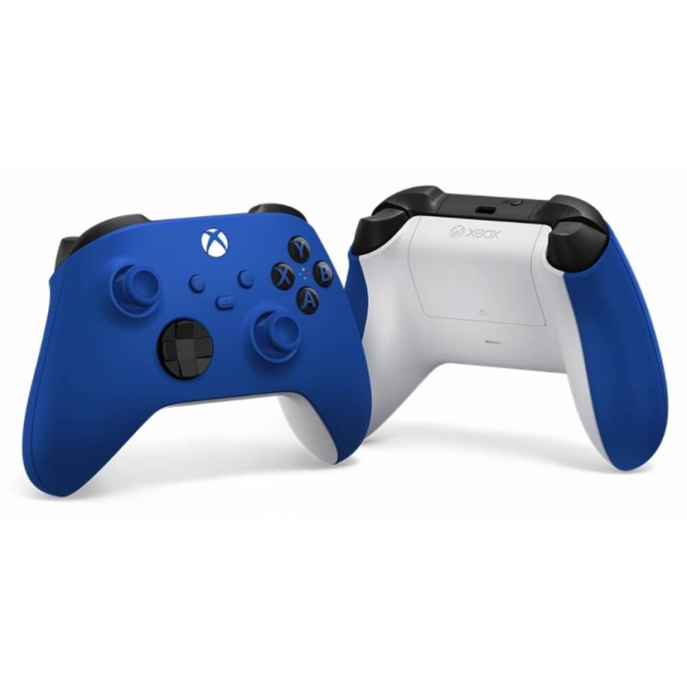 Геймпад Xbox Series Wireless Controller Shock Blue (Xbox Series Wireless Controller Shock Blue) фото 3