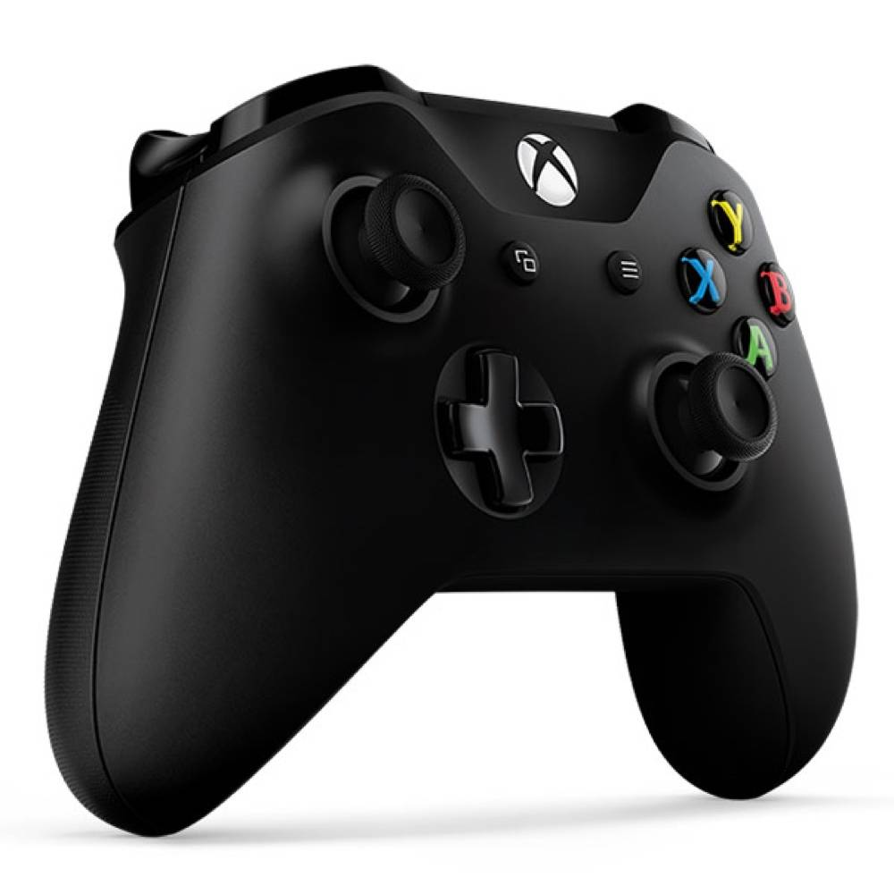 Геймпад Xbox Wireless Controller Black (Xbox Wireless Controller Black) фото 3