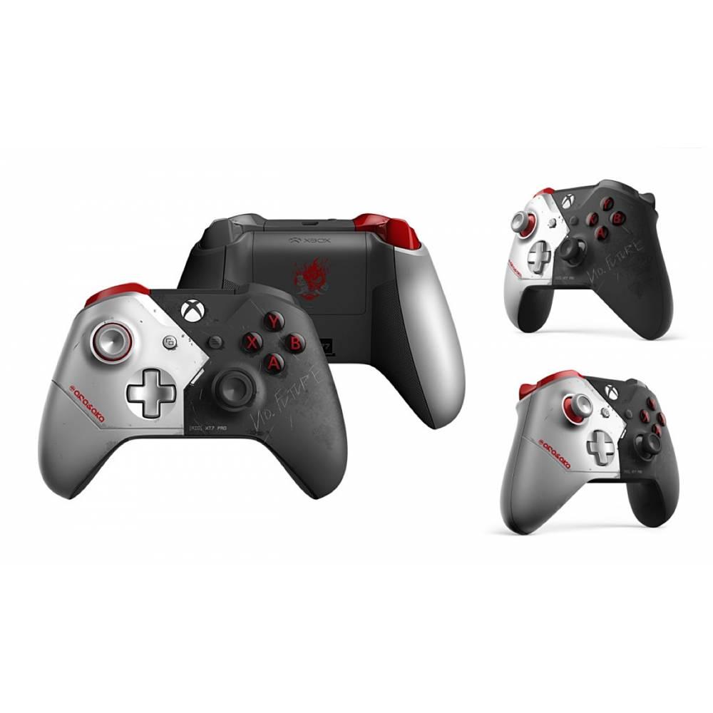 Microsoft Xbox One X 1 Тб Cyberpunk 2077 Limited Edition Bundle (Xbox One X) фото 5