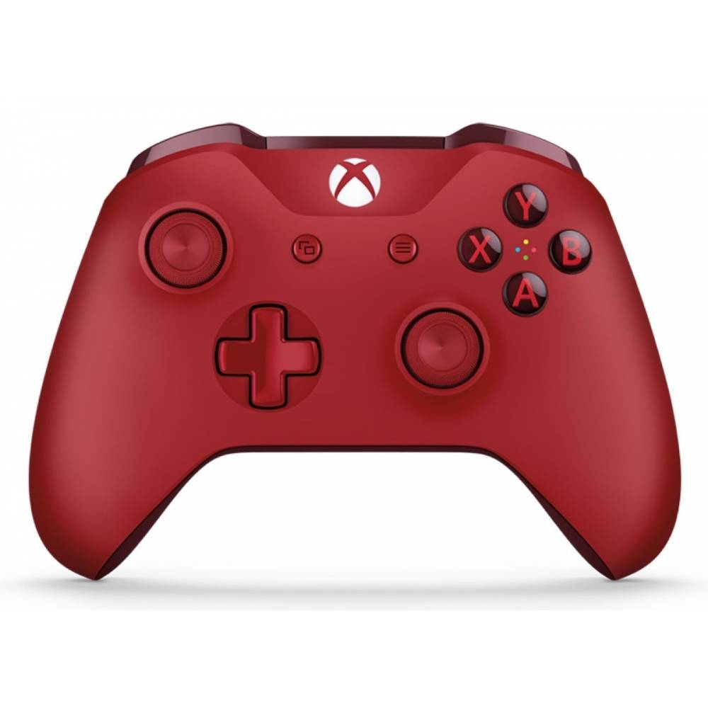 Геймпад Xbox Wireless Controller Red (Xbox Wireless Controller Red) фото 2
