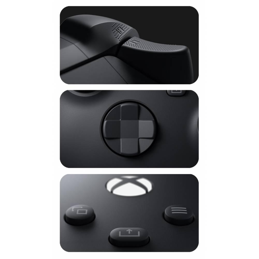 Обновленный геймпад Xbox Wireless Controller Black (Modern Xbox Wireless Controller Black) фото 3