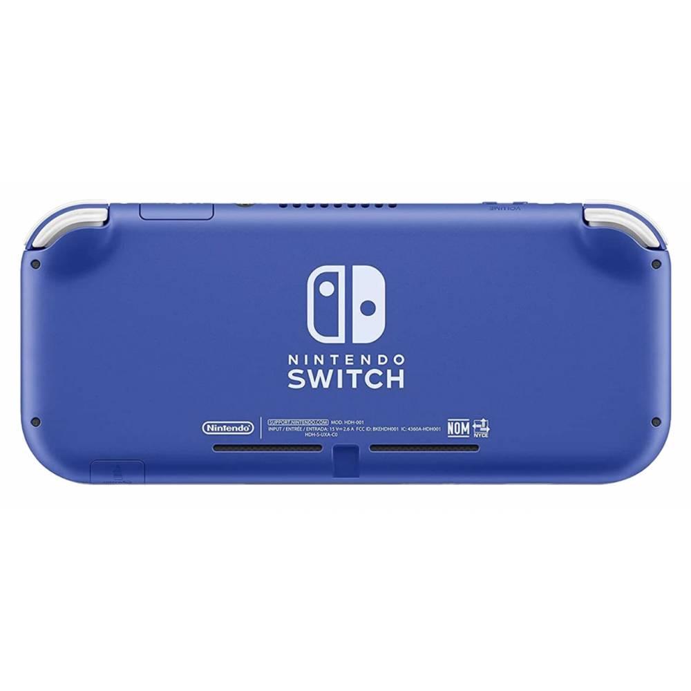Nintendo Switch Lite Blue (Nintendo Switch Lite) фото 3