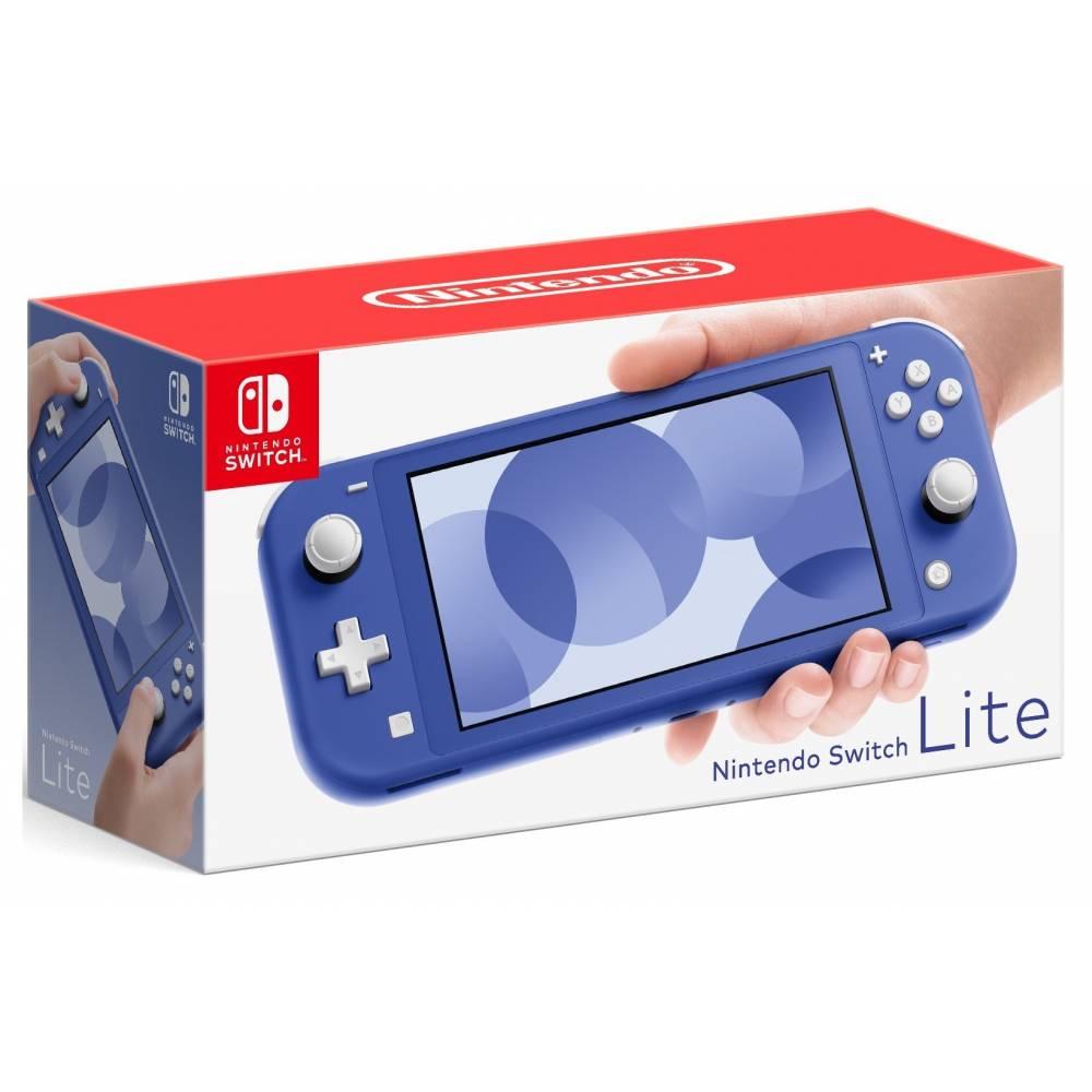 Nintendo Switch Lite Blue (Nintendo Switch Lite) фото 4