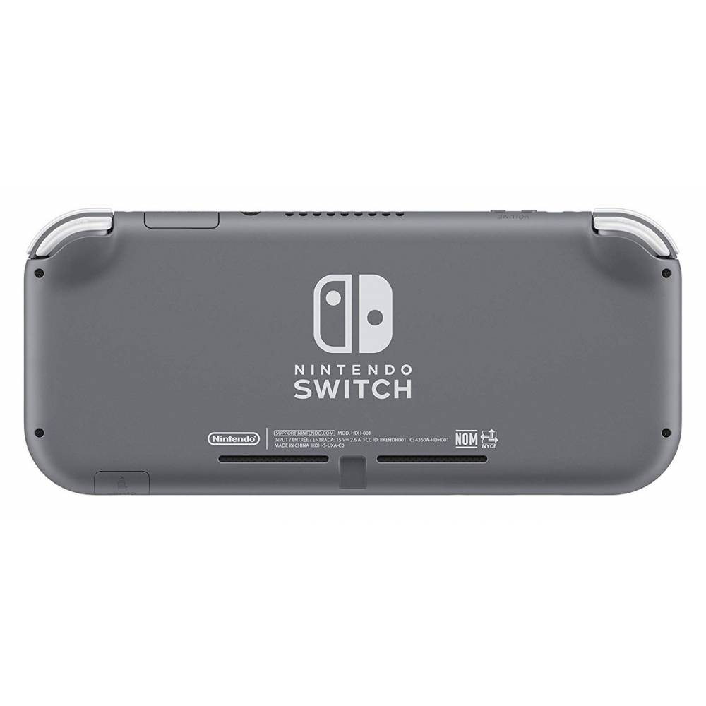 Nintendo Switch Lite Grey (Nintendo Switch Lite) фото 3