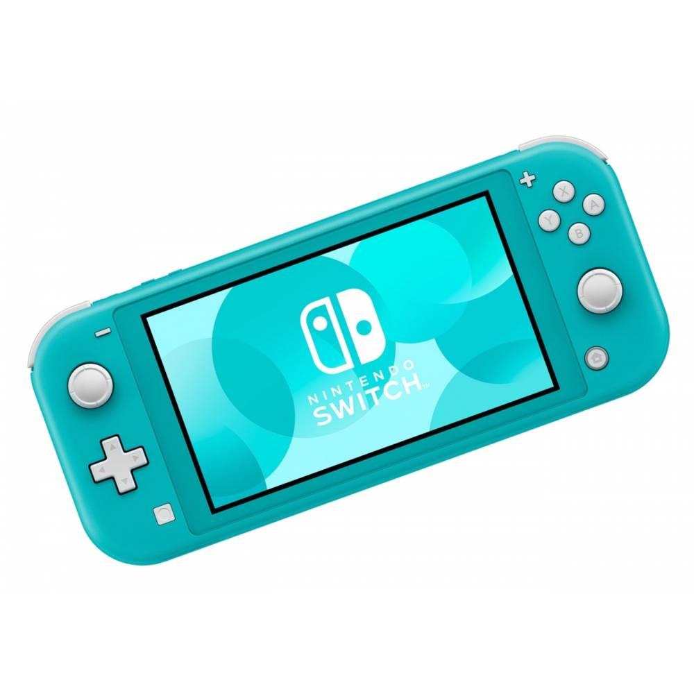 Nintendo Switch Lite Turquoise (Nintendo Switch Lite) фото 2
