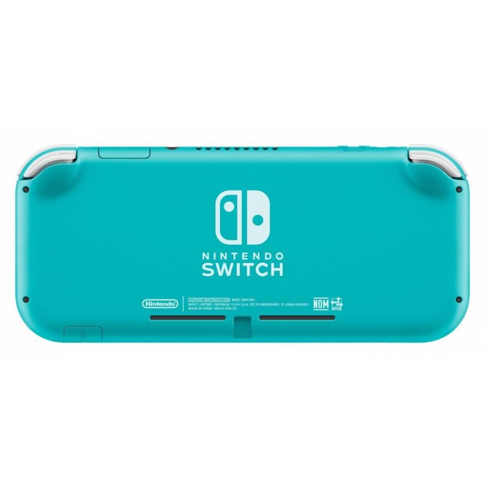 Nintendo Switch Lite Turquoise (Nintendo Switch Lite) фото 3