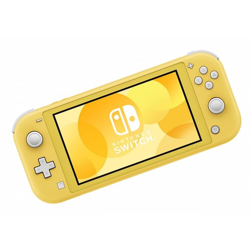 Nintendo Switch Lite Yellow (Nintendo Switch Lite) фото 2