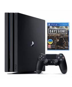 Sony Playstation 4 Pro 1 Тб + Days Gone (Життя після)