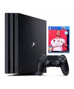 Sony Playstation 4 Pro 1 Тб + FIFA 20
