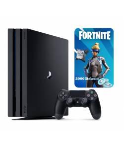 Sony Playstation 4 Pro 1 Тб + Fortnite
